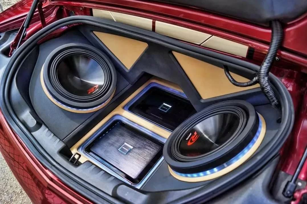 Subwoofer Placement in Cars