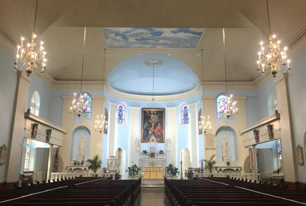 church acoustical design