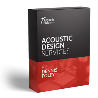 acoustic design services