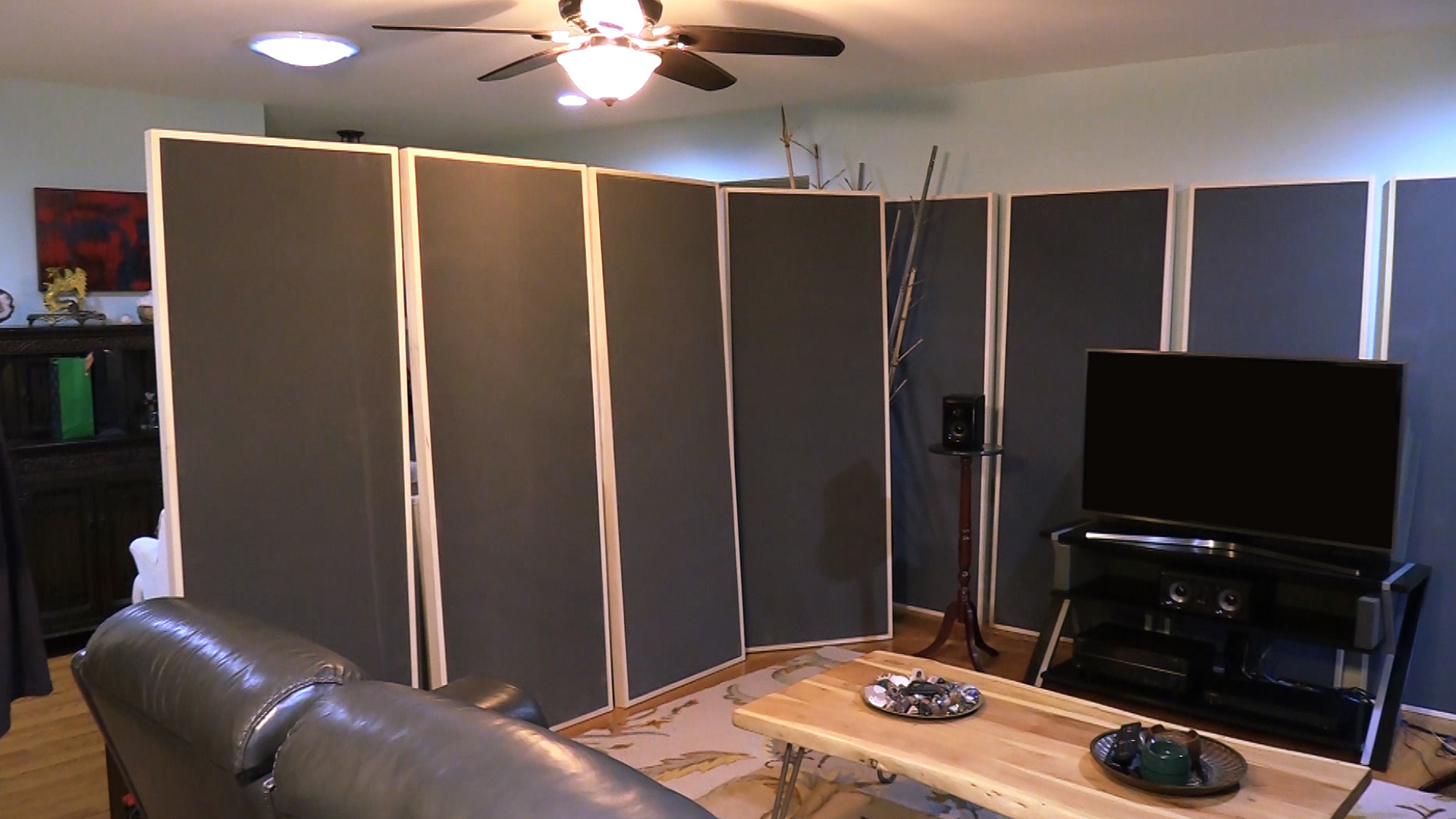 Foam Panels for Soundproofing