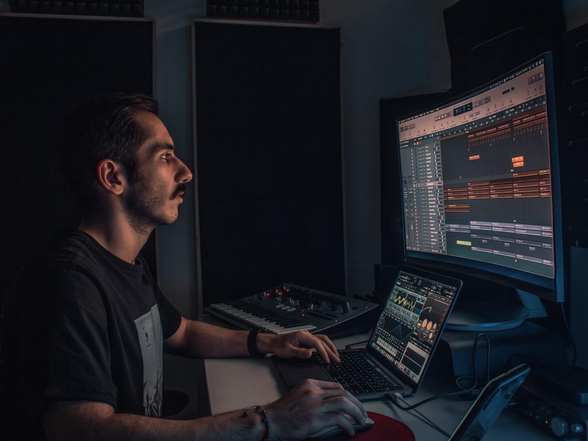 Studio Foam Soundproofing