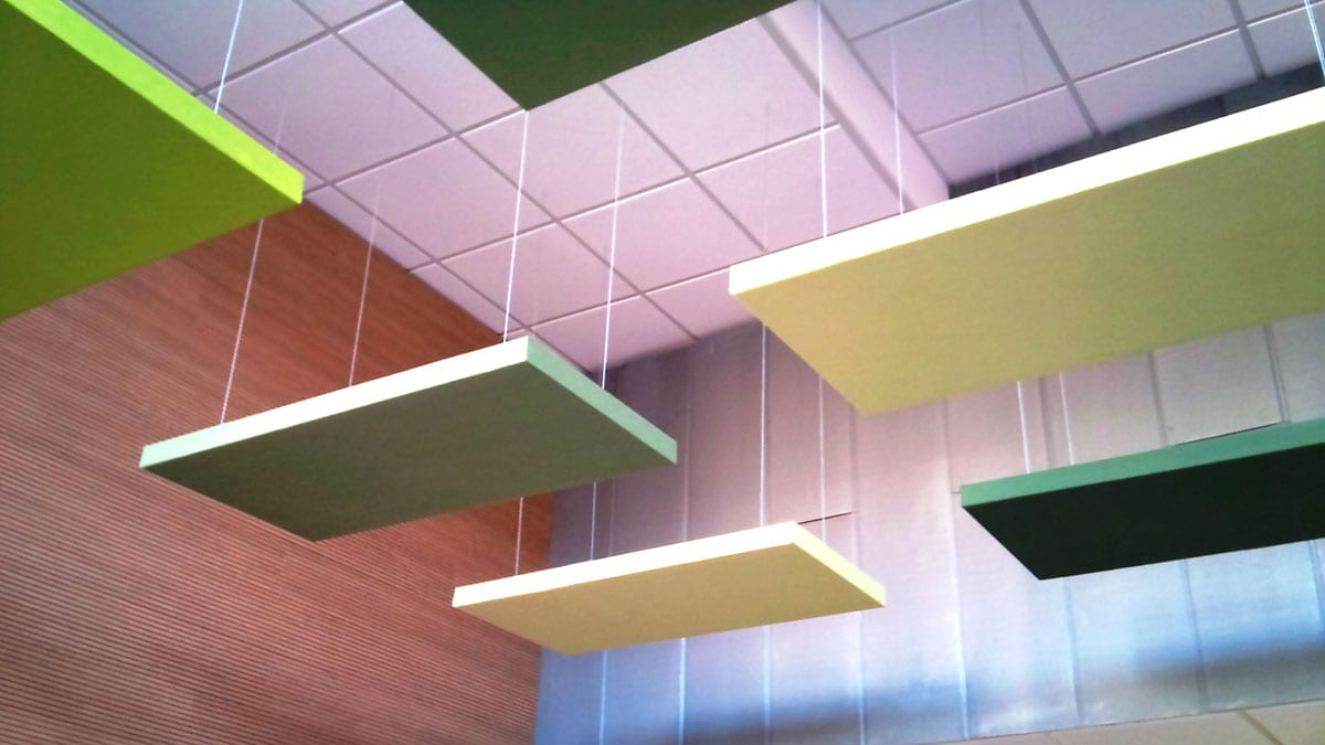 Sound Insulation For Ceilings
